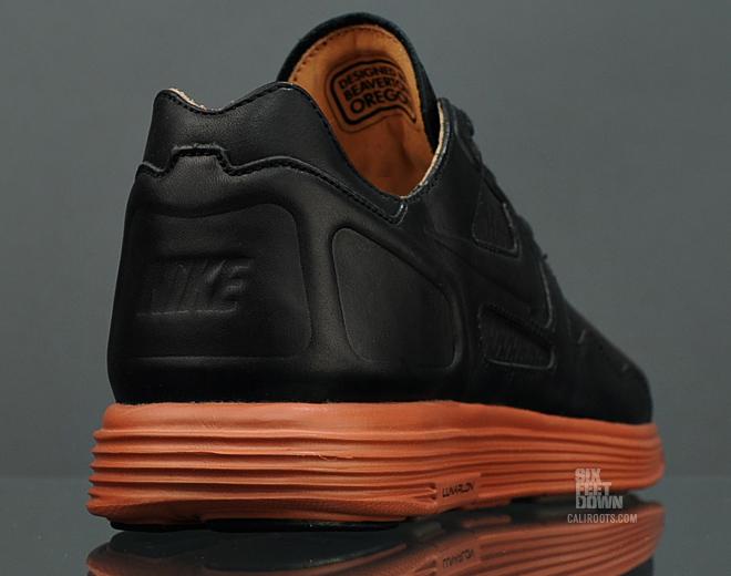 Nike Lunar Flow Premium Decon 'Black/Dark Russet'