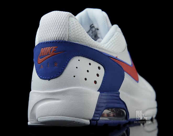 Nike Air Max Faze 'White/Gym Red-Old Royal'