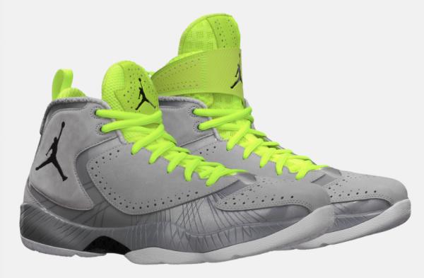 Release Reminder: Air Jordan 2012 Deluxe 'Wolf Grey'