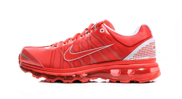 Release Reminder: Nike Air Max+ 2009 'Action Red' | SneakerFiles