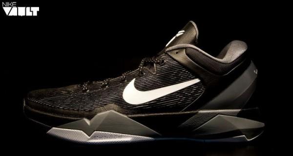 Release Reminder: Nike Kobe VII (7) 'Black/Wolf Grey'