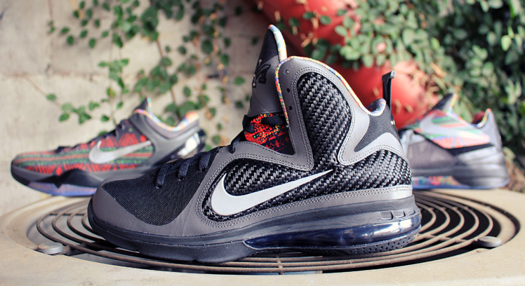 Release Reminder  Nike LeBron 9  Black History Month   44aebfb48441