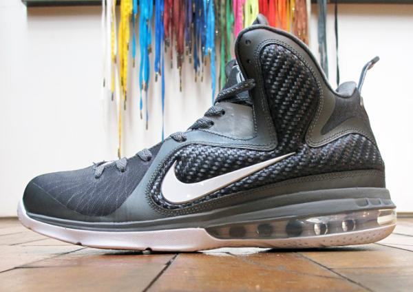 Release Reminder: Nike LeBron 9 'Cool Grey'