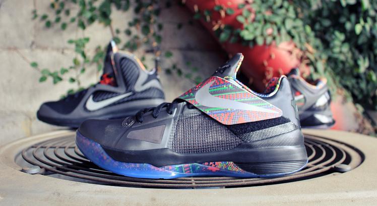 Release Reminder: Nike Zoom KD IV 'Black History Month'