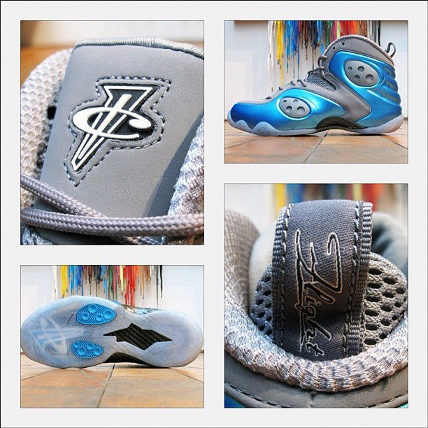 Release Reminder: Nike Zoom Rookie LWP 'Dynamic Blue'
