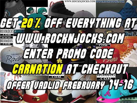Rock-N-Jocks Valentines Love Sale: 20% Off