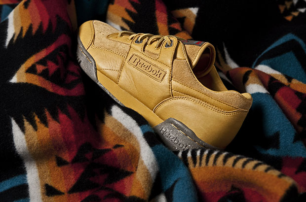 Shoe Gallery x Reebok Workout '25th Anniversary'