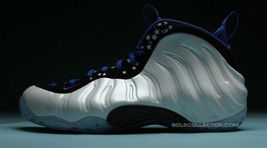 Penny Hardaway's 1-of-1 'Shooting Stars' Nike Air Foamposite One