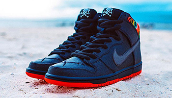 SPOT Nike SB Dunk High Gasparilla