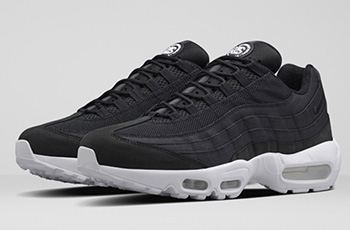 Stussy Nike Air Max 95 Black Release Date