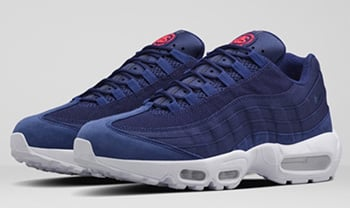 Stussy Nike Air Max 95 Blue Release Date