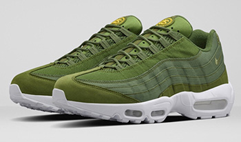 Stussy Nike Air Max 95 Green Release Date