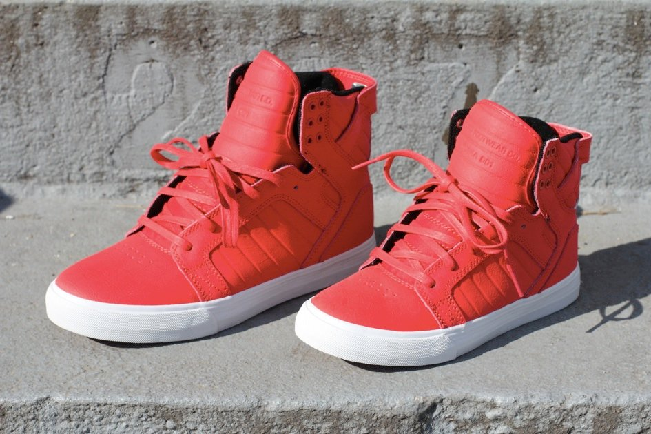 Supra Skytop 'Valentine's Day' - Now Available