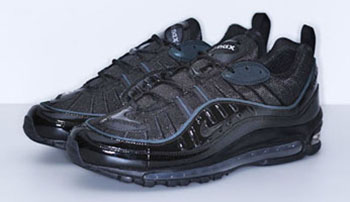Supreme Nike Air Max 98 Black Release Date