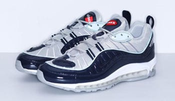 Supreme Nike Air Max 98 Navy Release Date