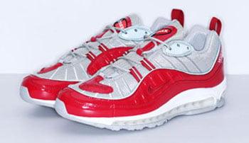 Supreme Nike Air Max 98 Red