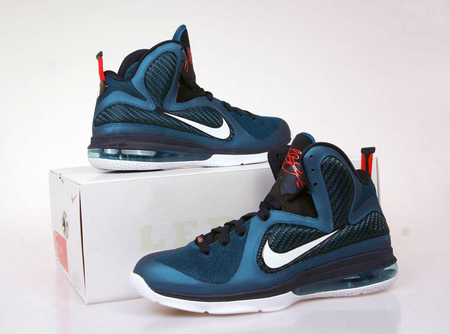 Nike LeBron 9 'Swingman' - Additional Images