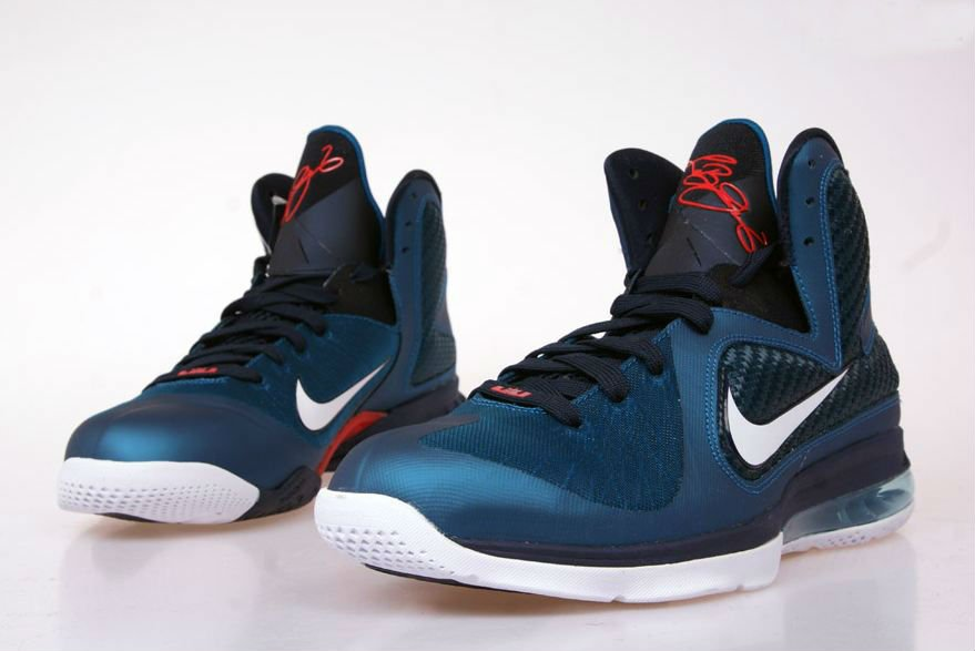 Nike LeBron 9 'Swingman' - Additional Images