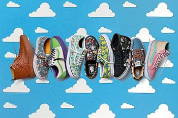 Toy Story x Vans Collection