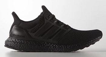 Triple Black adidas Ultra Boost