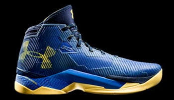 Under Armour Curry 2.5 Blue