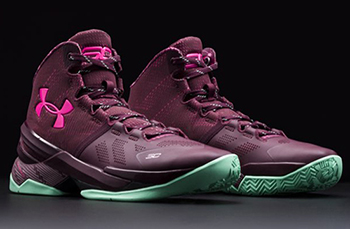 Under Armour Curry 2 BHM