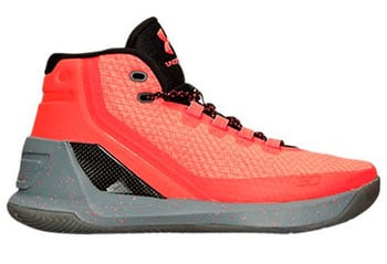 Under Armour Curry 3 Red Hot Santa Release Date