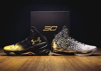 Under Armour Curry Back to Back