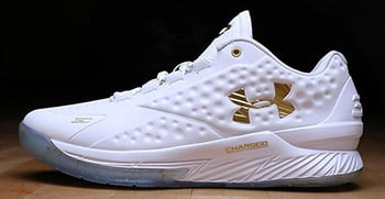 Under Armour Curry One Low Championship Release