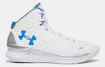 Under Armour Curry One Splash Party Release