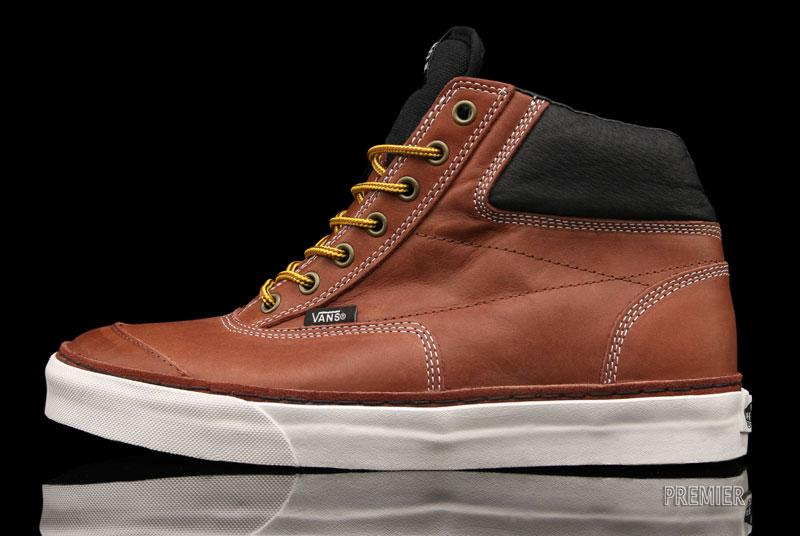 Vans CA Switchback 'Burnt Henna' - Now Available