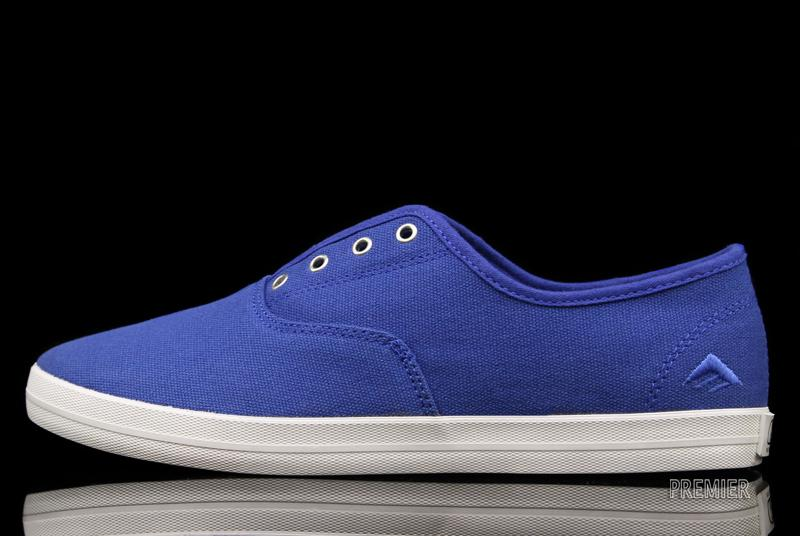 Emerica Reynolds Chiller 'Blue' - Now Available