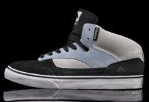 Emerica Westgate Fusion 'Black/Blue-Grey' - Now Available