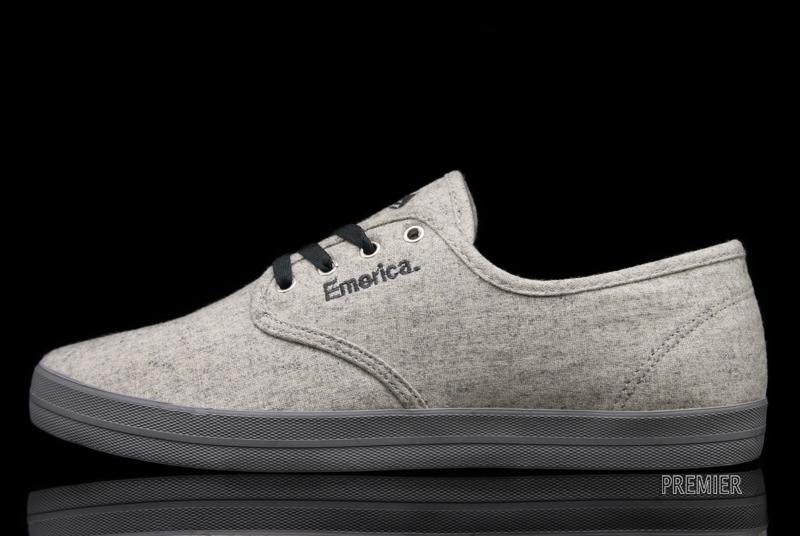 Emerica Wino 'Light Grey' - Now Available