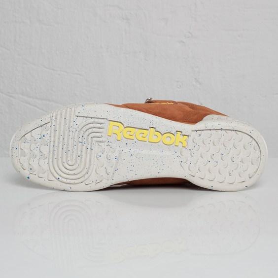 Reebok Workout Plus 25th Anniversary 'Brown Malt'