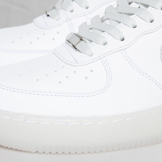 Nike Air Force 1 Low Premium 'White Reflective' - Another Look