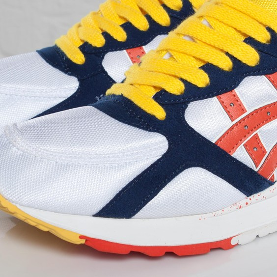 asics Gel Lyte Speed 'Tomatoes' - Now Available