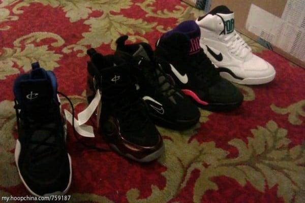 Nike Basketball Holiday 2012 Preview