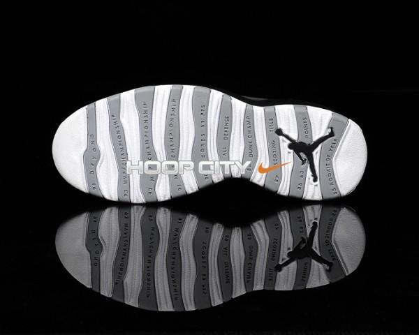 Air Jordan X (10) 'Stealth' - More Images