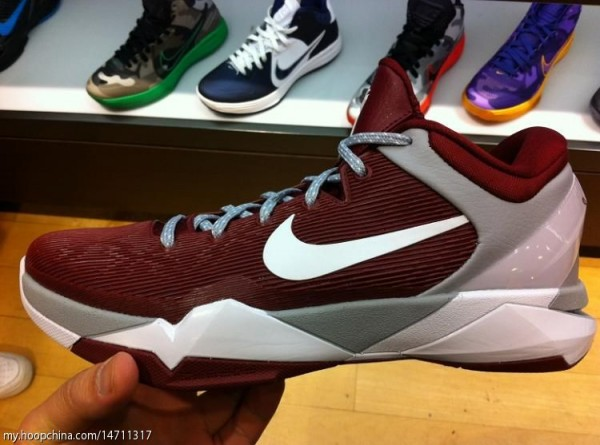 Nike Kobe VII (7) 'Lower Merion Aces' - Another Look