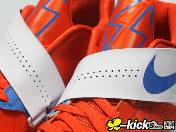 Nike Zoom KD IV 'Team Orange/Photo Blue-White' - Another Look