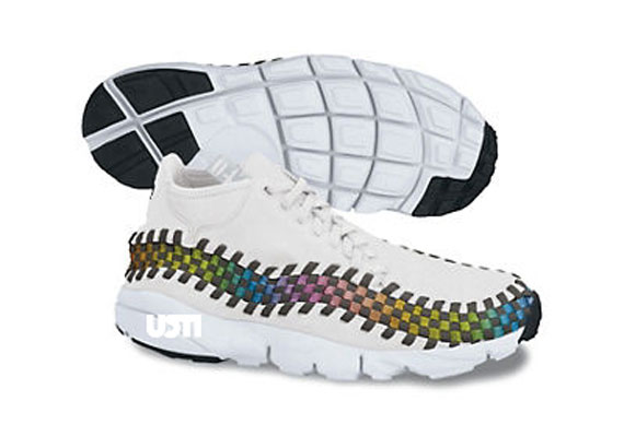 Nike Footscape Woven Chukka Motion 'Rainbow Pack'