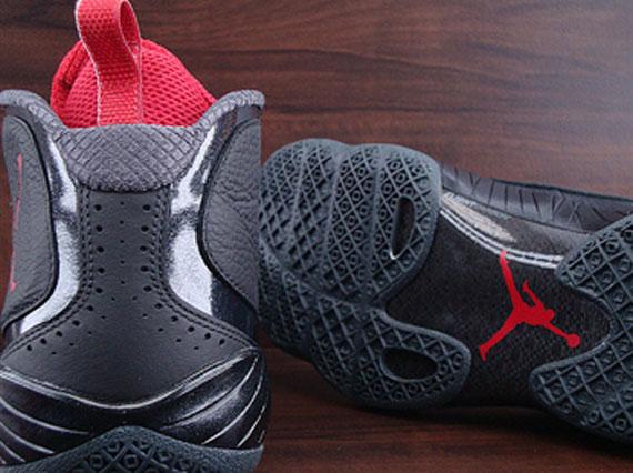 Air Jordan 2012 'Black/Varsity Red-Anthracite'