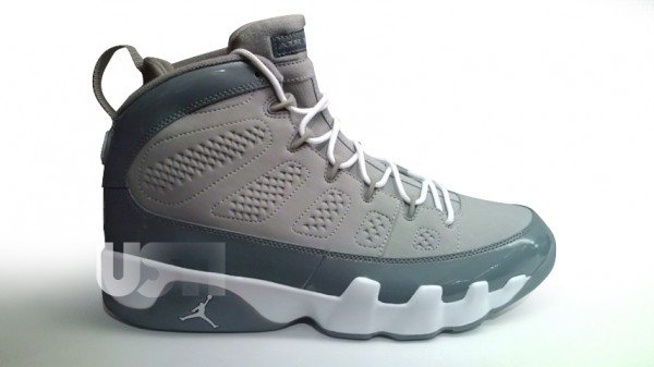 Air Jordan IX (9) 'Cool Grey' 2012 Retro