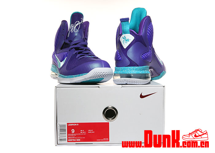 Nike LeBron 9 'Summit Lake Hornets' Dropping This Weekend