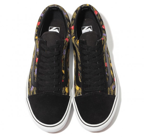 XLARGE x Vans Old Skool - Spring/Summer 2012