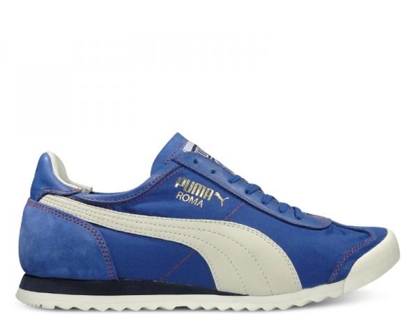 Franklin & Marshall x PUMA Roma Luxe Nylon 'Cobalt'