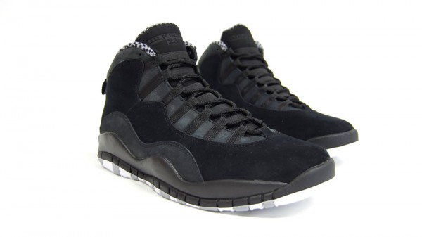 Air Jordan X (10) 'Stealth' Dropping This Weekend