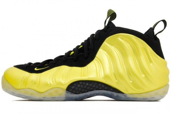 Nike Air Foamposite One 'Electrolime' - Final Look