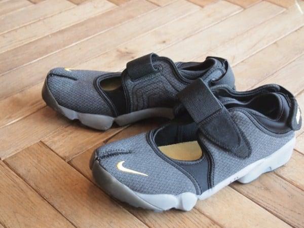 Nike Air Rift 'Black/Celery-Black-Cool Grey'